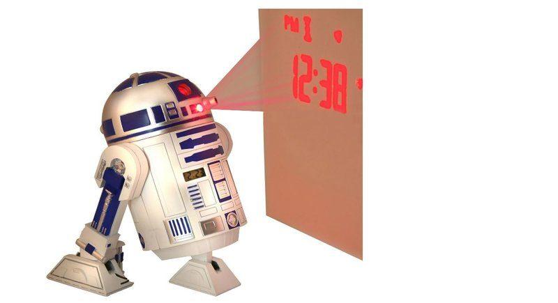 Reveil Star Wars r2d2