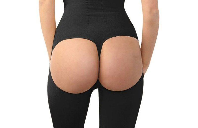 Culotte push-up fessier pour femme