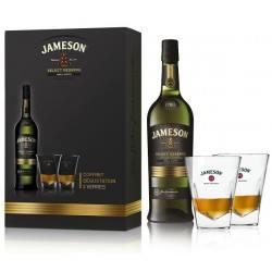 Coffret de dégustation whisky