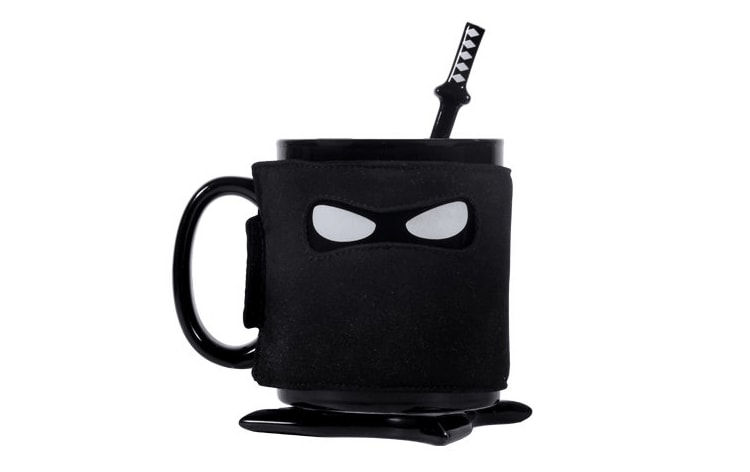Mug Ninja Thumbs up