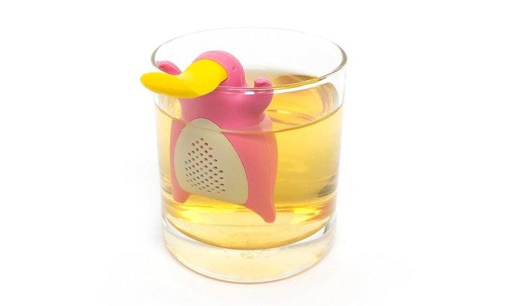 Infuseur à thé ornithorynque