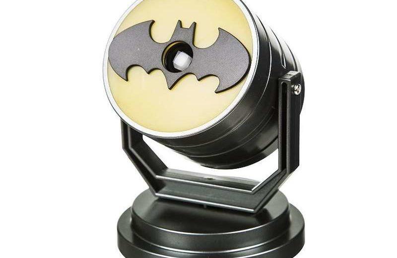 Projecteur lumineux logo Batman
