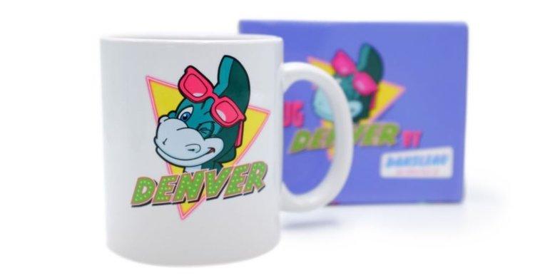 Mug Denver, le dernier dinosaure