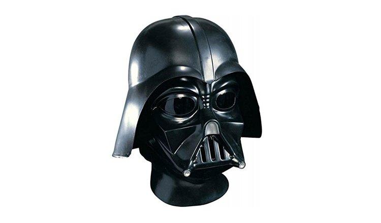 Masque intégral Dark Vador : casque adulte 2 pièces Star Wars