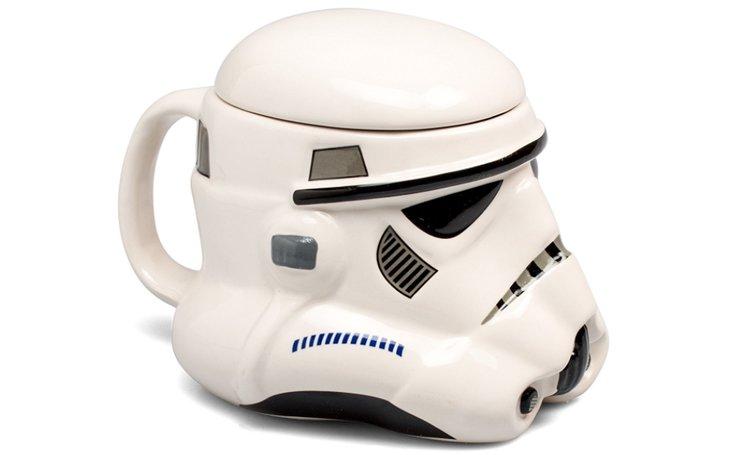 Mug Star Wars Stormtrooper 3D en céramique